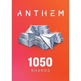 Anthem - 1050 Shards (PC)