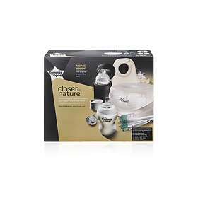 Tommee Tippee Closer To Nature Microwave Sterilser Set