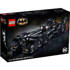 LEGO DC Comics Super Heroes 76139 1989 Batmobile