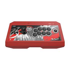 Hori Real Arcade Pro V Street Fighter Ryu Edition (Nintendo Switch/PC)
