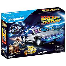 Playmobil Back to the Future 70317 DeLorean