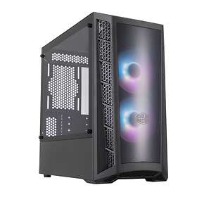Cooler Master MasterBox MB320L ARGB (Black/Transparent)
