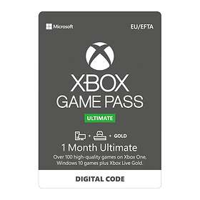 Microsoft Xbox Game Pass Ultimate - 3 Months Card