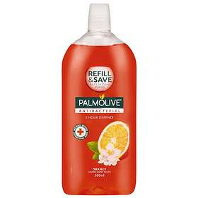 Palmolive 2 Hour Defence Antibacterial Liquid Hand Wash 500ml Refill