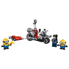 LEGO Minions 75549 Unstoppable Bike Chase