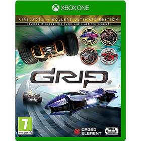 GRIP: Combat Racing - Rollers vs Airblades Ultimate Edition (Xbox One | Series X