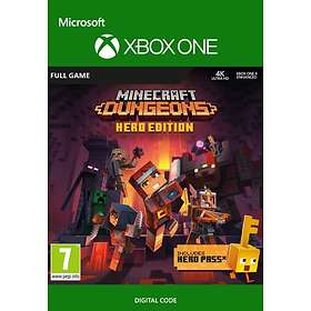 Minecraft: Dungeons - Hero Edition (Xbox One | Series X/S)