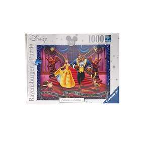 Ravensburger Pussel Disney Beauty & the Beast Collection Edition 1000 Bitar
