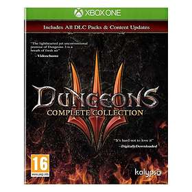 Dungeons III - Complete Collection (Xbox One   Series X/S)