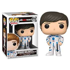 Funko POP! Big Bang Theory 777 Howard Wolowitz in Space Suit