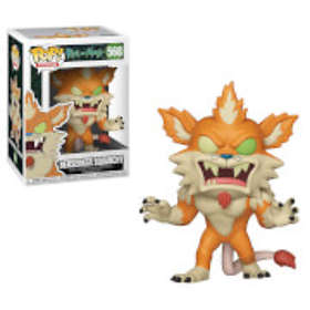 Funko POP! Rick and Morty 568 Berserker Squanchy