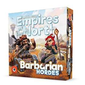 Imperial Settlers: Empires of the North - Barbarian Hordes (exp.)