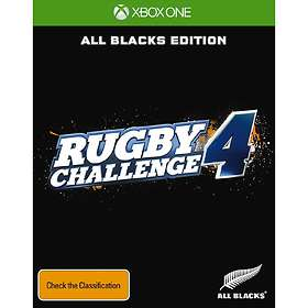 Rugby Challenge 4 (Xbox One)