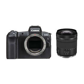 Canon EOS RP + 24-105/4.0-7.1 IS STM
