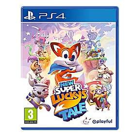 New Super Lucky's Tale (PS4)