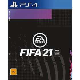 FIFA 21 - Ultimate Edition (PS4)