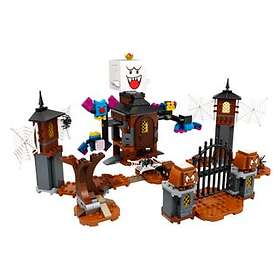 LEGO Super Mario 71377 King Boo and the Haunted Yard Expansion Set