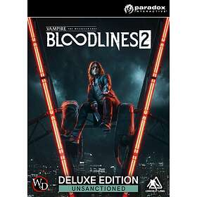 Vampire The Masquerade: Bloodlines 2 - Unsanctioned Edition (PS4)