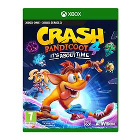 Crash Bandicoot 4: It's About Time (Xbox One | Series X/S)