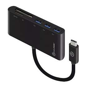 Alogic USB-C MultiPort Adapter with Card Reader