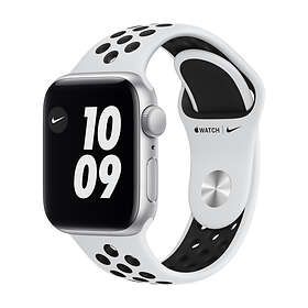 Apple Watch SE 40mm Aluminium with Nike Sport Band