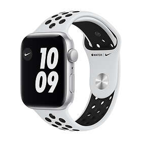 Apple Watch SE 44mm Aluminium with Nike Sport Band