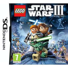 Lego Star Wars III: The Clone Wars (DS)