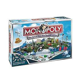 Monopoly: Here & Now New Zealand Edition