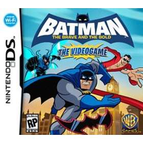 Batman: The Brave and the Bold the Videogame (DS)