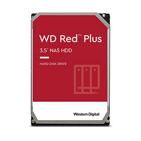 WD Red Plus NAS WD40EFZX 128MB 4TB