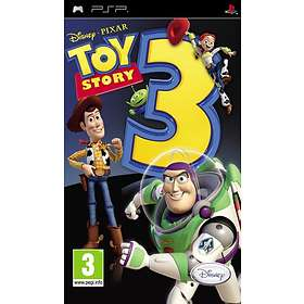 Toy Story 3: The Video Game (PSP)