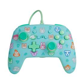 PowerA Wired Controllers - Animal Crossing (Switch)