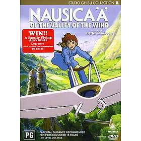 Nausicaä of the Valley of the Wind (AU)
