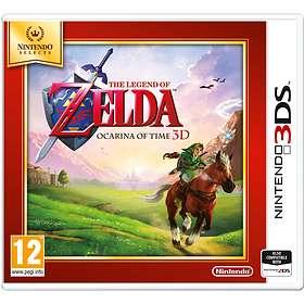 The Legend of Zelda: Ocarina of Time 3D (3DS)