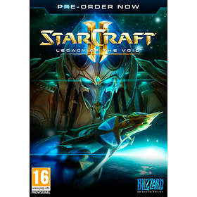 Starcraft II: Legacy of the Void (Expansion) (PC)