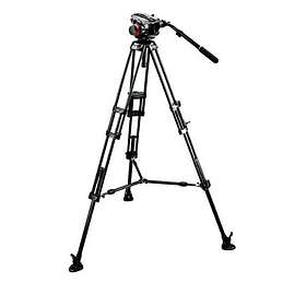 Manfrotto 546BK + 504HD