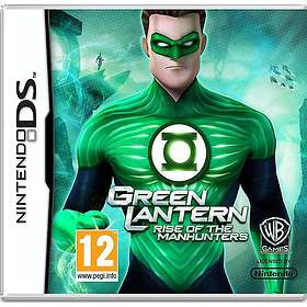 Green Lantern: Rise of the Manhunters (DS)