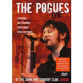 Pouges - Live at the Town & Country club