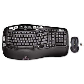 Logitech Wireless Wave Combo MK550 (EN)