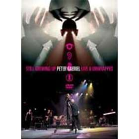 Peter Gabriel: Still Growing Up - Live & Unwrapped