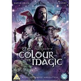 The Colour Of Magic Dvd Films Specs Info Properties Pricespy Nz