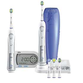 Oral-B Triumph 5000 FlossAction Duo