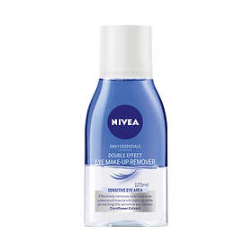 Nivea Daily Essentials Double Effect Eye Make-Up Remover 125ml