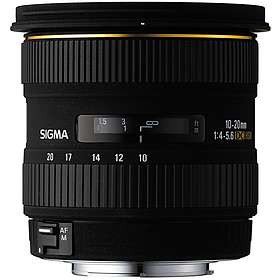 Sigma 10-20/4.0-5.6 EX DC for Sony A