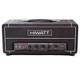 Hiwatt Custom 20 Head