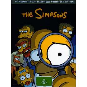 The Simpsons - Complete Season 6 (AU)