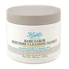Kiehl's Rare Earth Deep Pore Cleansing Mask 142g