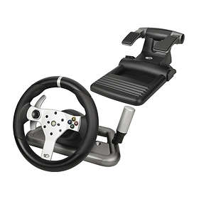 Mad Catz Wireless Force Feedback Racing Wheel (Xbox 360)