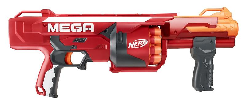 Walmart: NERF-N-Strike Mega Series RotoFury Blaster AND $10 Gift Card Only  $24.99 – Hip2Save