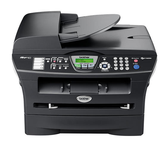 Review Of Brother Mfc 7820n Multifunction Printer User